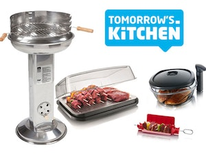 Bbq tomorrow s kitchen competition