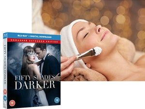 Fifty shades darker spa day competition