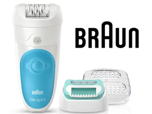 Braun silk epil 5 starter kit competition