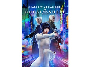 Ghost on the shell main
