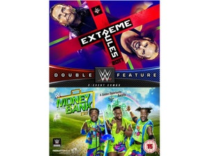 Extreme rules money in the bank