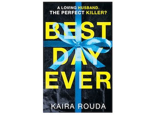 Best day ever book competition