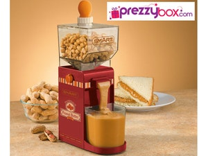 Peanut butter maker prezzybox competition