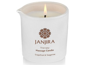 Janjira theraphy massage candles competition