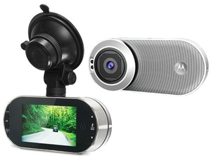 Motorola hd dash cam competition