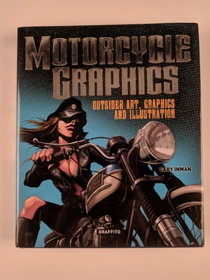 Motorcycle graphics front