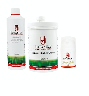 Botanica winter skin care