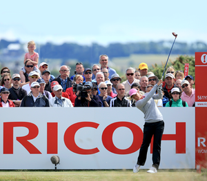 Ricoh womens open win