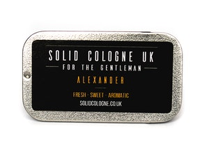 Solid cologne 1