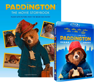 Movie story book bluray