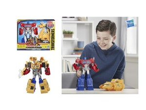 Transformers optimus prime quer 560