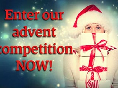 YOURS.CO.UK ADVENT CALENDAR sweepstakes