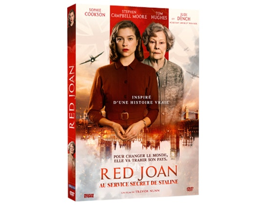 jeu concours 20 DVD RED JOAN