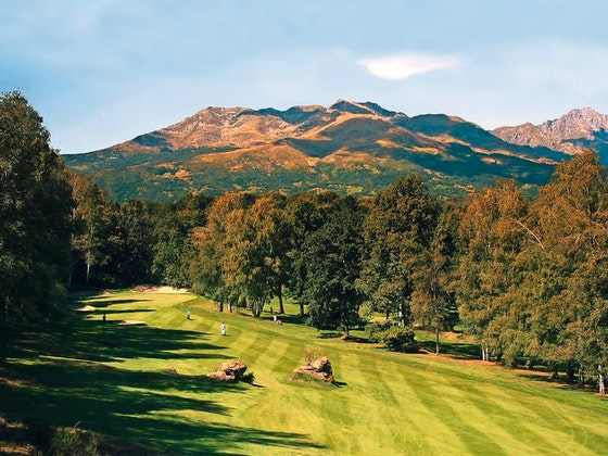 Torino Golf Destination sweepstakes