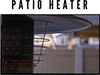 Win a Electric Floor Standing Patio Heater sweepstakes