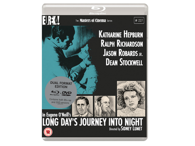 Win a Dual Format copy of LONG DAY'S JOURNEY INTO NIGHT, Sidney Lumet's epic and emotional adaptation of one the great American stage plays sweepstakes