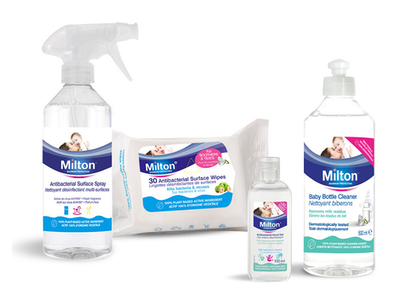 Win a Milton Hygiene Kit To Keep Your Home Tip Top Clean sweepstakes