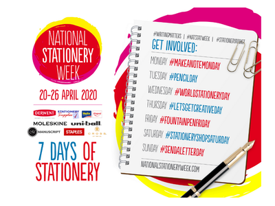 Win a stationery bundle worth £500  sweepstakes