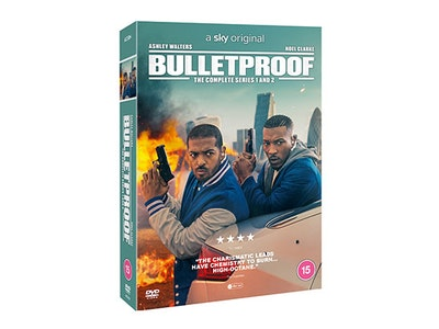 Win Bulletproof Series 1 and 2 on DVD Box Set sweepstakes