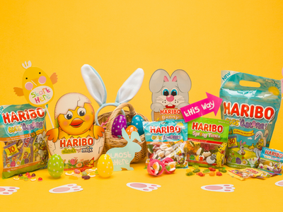 WIN AN EASTER HUNTING KIT WITH HARIBO sweepstakes