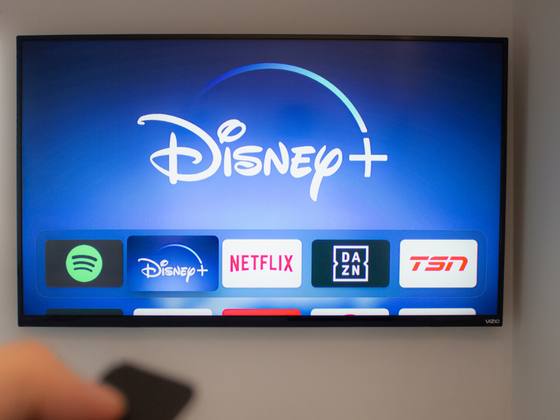 Win one year subscription of Disney+ sweepstakes