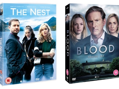 Win a bumper bundle of thriller box sets: The Nest and Blood Series 1-2 on DVD sweepstakes
