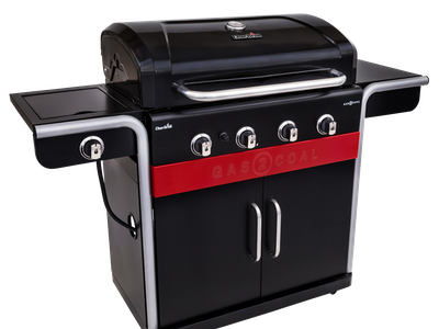 WIN A CHAR-BROIL GAS2COAL HYBRID BBQ  FOR FLEXIBLE OUTDOOR GRILLING sweepstakes