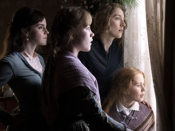 Win Little Women on Blu-ray sweepstakes
