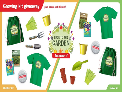 Full Gardening Kit for Children! sweepstakes