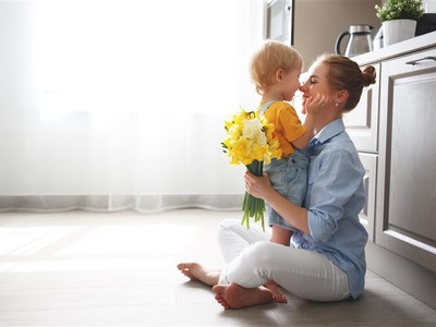 a year's supply of fresh flowers with ASDA Little Angels! sweepstakes