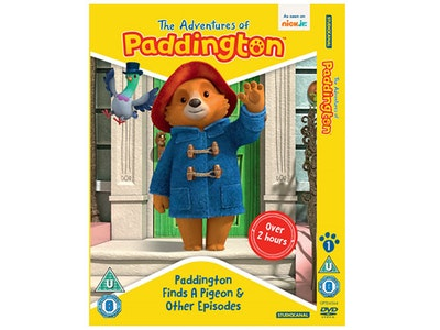 The Adventures Of Paddington on DVD sweepstakes