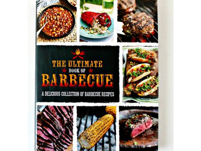 Ultimate Book of Barbecue  sweepstakes