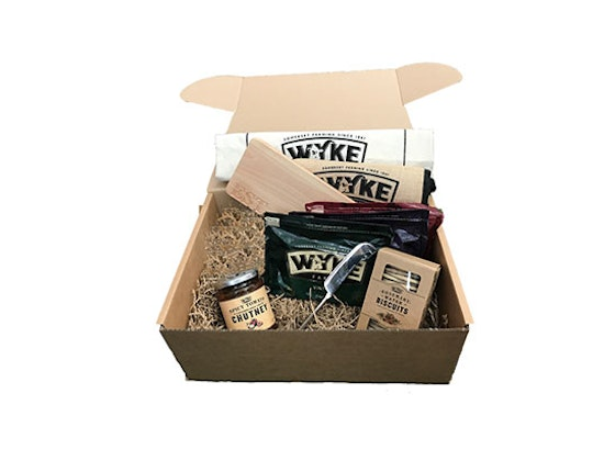 Wyke Farms Cheese Hamper  sweepstakes
