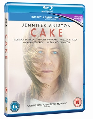 Cake blu ray packshot