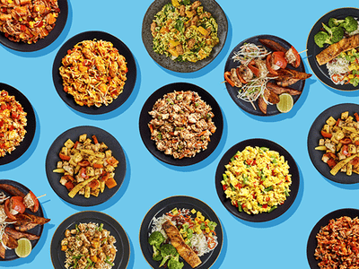 Win two week's worth of healthy meals courtesy of MuscleFood sweepstakes