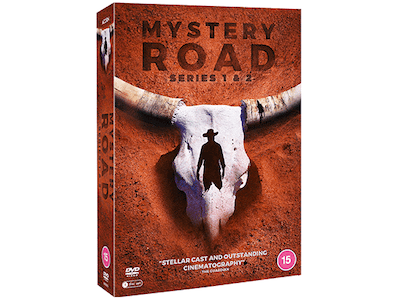Win magnificent outback noir Mystery Road Series 1 & 2 DVD Box Set sweepstakes