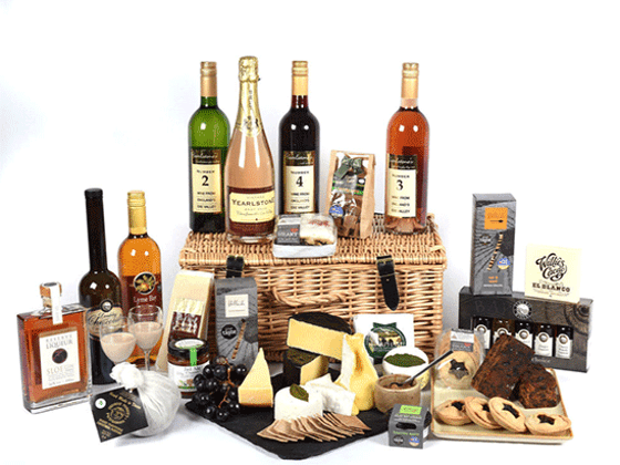 Pamper your loved ones with a hamper! sweepstakes