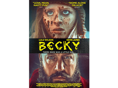 To celebrate the 28th September digital release of BECKY we're giving away five iTunes vouchers. sweepstakes