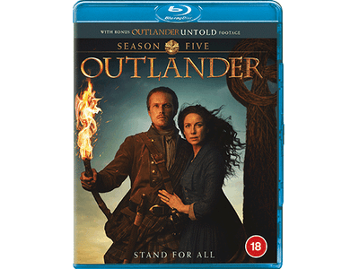 Win a copy of Outlander Season 5 on Blu-ray! sweepstakes