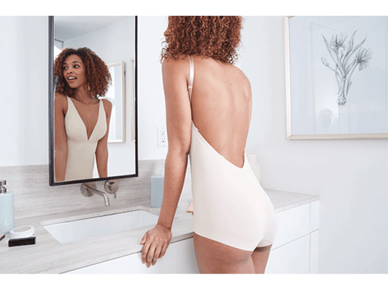 WIN ONE OF TWO MAIDENFORM COVER YOUR BASES LOW BACK BODYSUITS sweepstakes