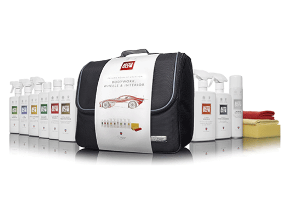 Win It For Christmas 2020 – Autoglym Bodywork, Wheels & Interior Collection sweepstakes