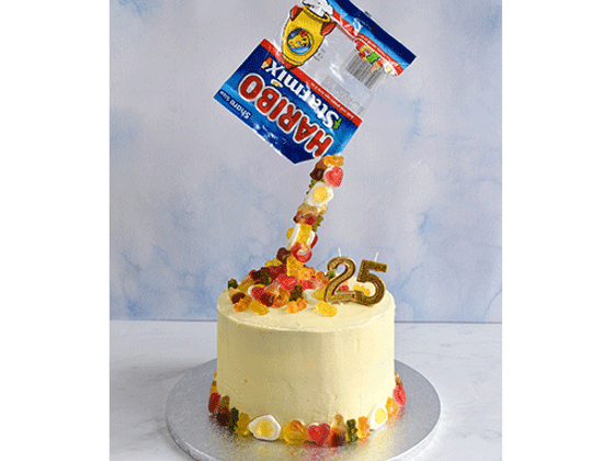 WIN A SLICE OF HARIBO'S STARMIX CELEBRATION  sweepstakes