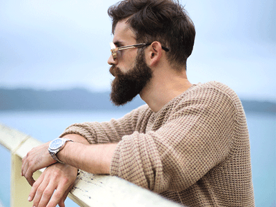 Win a Beard Straightener Comb sweepstakes