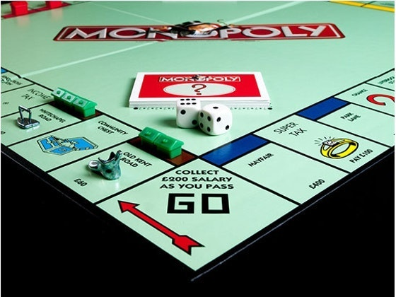 Win Monopoly sweepstakes