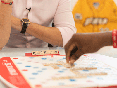 Scrabble sweepstakes