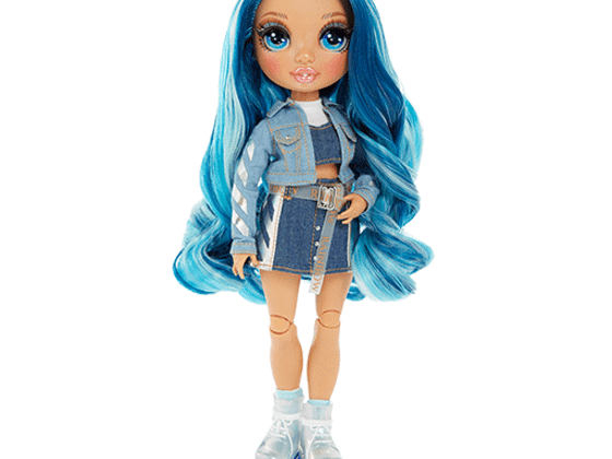 Win a Rainbow High fashion doll sweepstakes