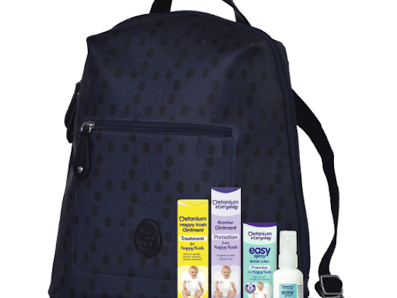 Win a Pacapod Hartland Changing Bag with Metanium sweepstakes