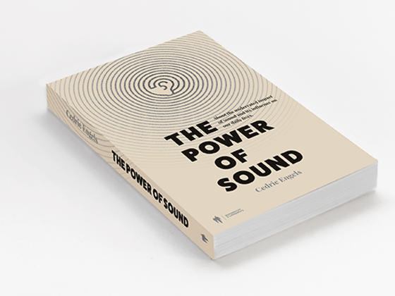 To celebrate the release of Cedric Engels new book The Power of Sound being launched in the UK, we are offering a chance to win signed copies of this fascinating new publication.   sweepstakes