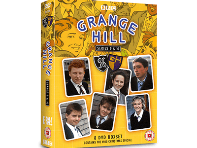 Win Grange Hill Series 9 & 10 DVD Box Set sweepstakes