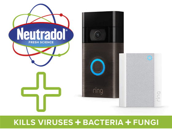 WIN HALLOWEEN ESSENTIALS WITH NEUTRADOL ONE DISINFECTANT! sweepstakes